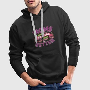 Mom Mother Mother's Day saying gift - Men's Premium Hoodie