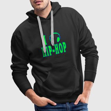 Hip Hop / Gift / Gift Idea - Men's Premium Hoodie