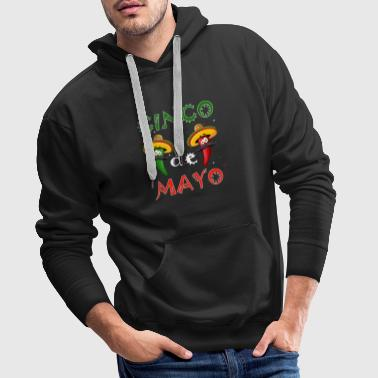 CInco de Mayo Party T-Shirt Cool Funny Fiesta Gift - Männer Premium Hoodie