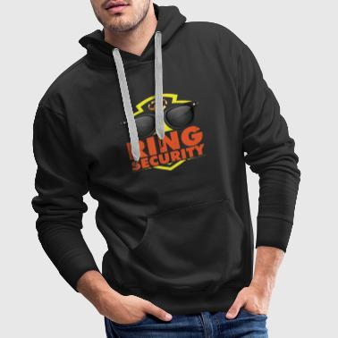 Ring Security - Men's Premium Hoodie