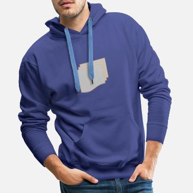 Over over and over - Men's Premium Hoodie