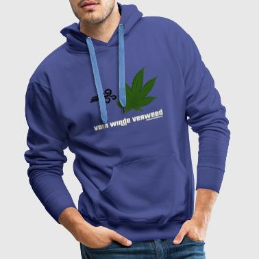 WINDED BY THE WIND - Men's Premium Hoodie