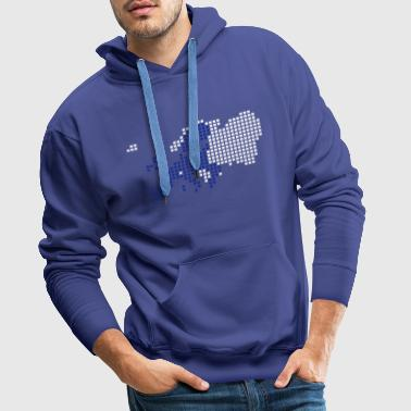 EU - European Union - Men's Premium Hoodie
