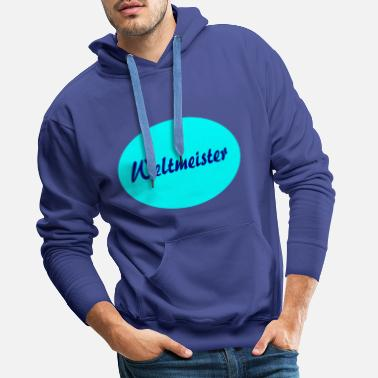 World Champion World Champion - Men's Premium Hoodie
