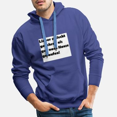 Humorous Sayings Humorous sayings - Men's Premium Hoodie