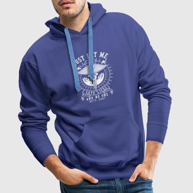 Paramedic Shirt · Rescue Service · Injured - Men's Premium Hoodie