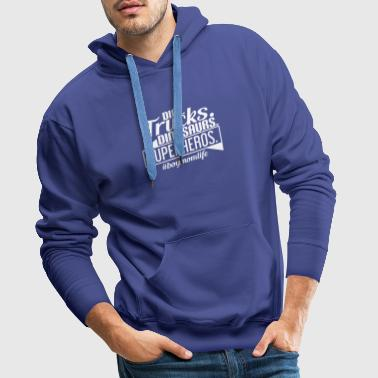 Moms, Mother, Ladies, Women, Boys - Männer Premium Hoodie