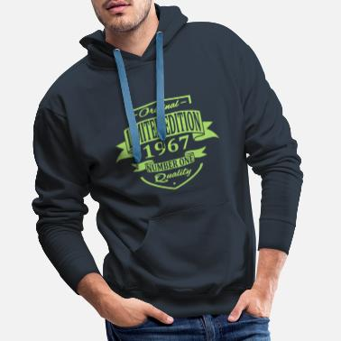 Limited Edition Limited Edition 1967 - Männer Premium Hoodie