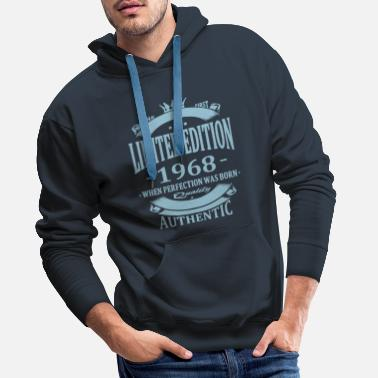 Limited Edition Limited Edition 1968 - Männer Premium Hoodie