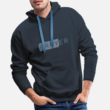 Prayer - Men's Premium Hoodie