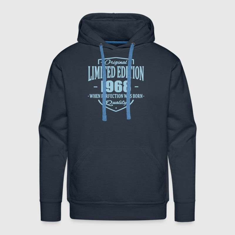 Limited Edition 1968 - Men's Premium Hoodie
