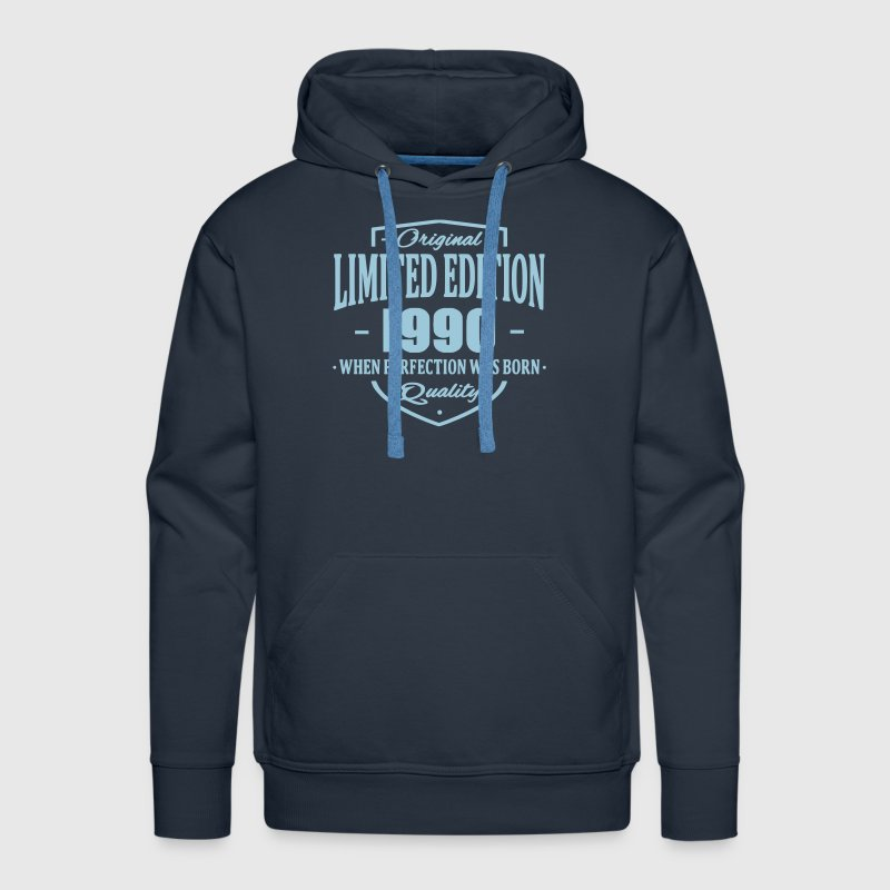Limited Edition 1990 - Men's Premium Hoodie
