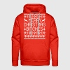 Merry Christmas Bitches  - Men's Premium Hoodie