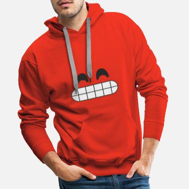 Happy Face HAPPY FACE - Men's Premium Hoodie