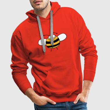 Funny Sweet Baby Bee / Bumble - Men's Premium Hoodie