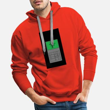Mobile Phone mobile phone - Men's Premium Hoodie