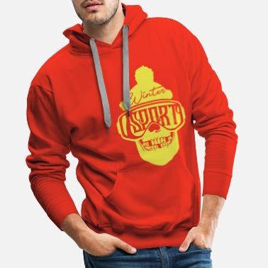 Winter Sports winter sports - Men's Premium Hoodie