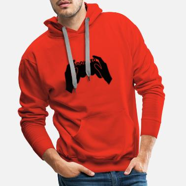 Addicted addicted - Men's Premium Hoodie