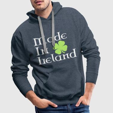 Made In Ireland - Sweat-shirt à capuche Premium pour hommes