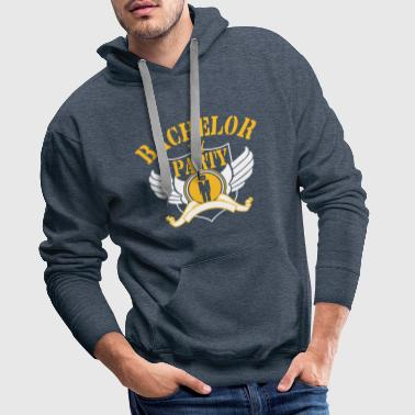 Bachelor Party - Männer Premium Hoodie