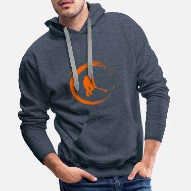 Field Hockey hockey - Men's Premium Hoodie