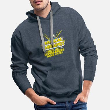 Physiotherapy Physiotherapist - Men's Premium Hoodie