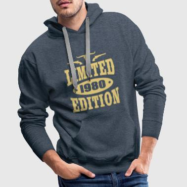 Limited Edition 1980 - Men's Premium Hoodie
