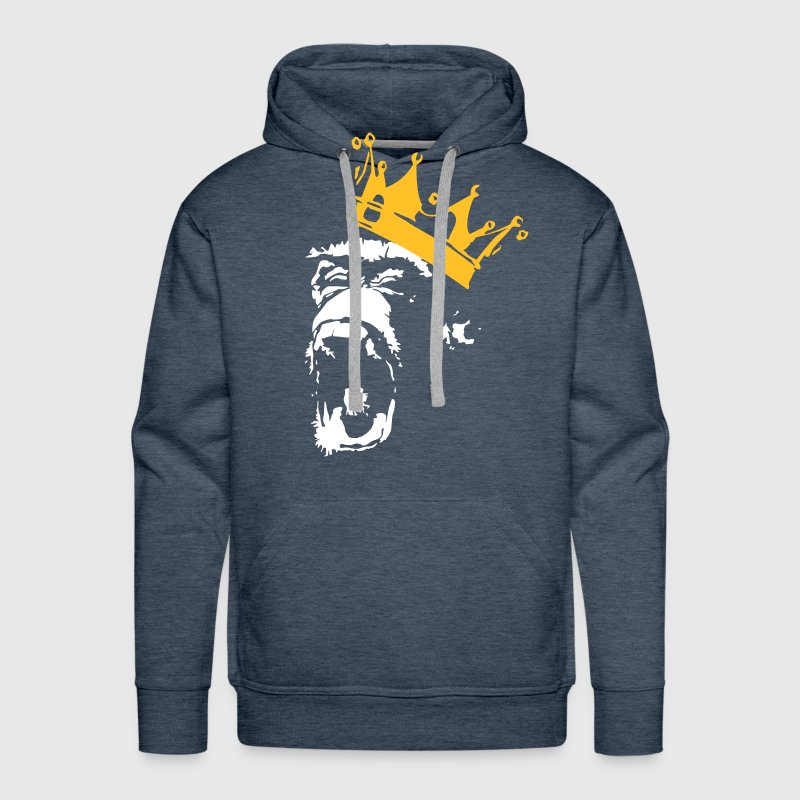 Monkey King  - Men's Premium Hoodie
