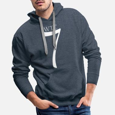 World Trade Center World Trade Center 7 - Sudadera con capucha premium hombre