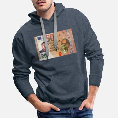Currency Currency - Men's Premium Hoodie