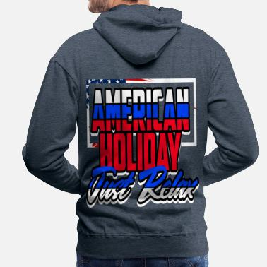 President Day Of The President's Presidency - Men's Premium Hoodie