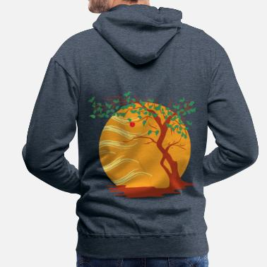 Autumn Autumn time Autumn Autumn beginning - Men's Premium Hoodie