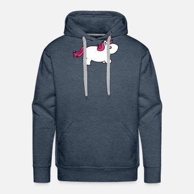 da0642927 unicorn unicorn little big fat sweet cute baby pon Men s T-Shirt ...