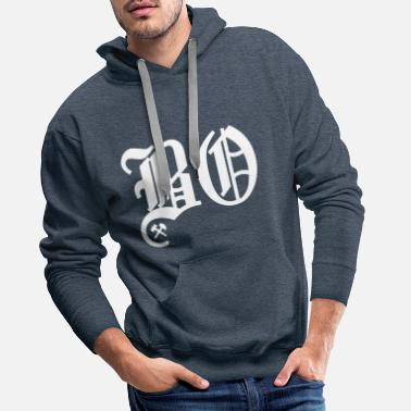 Ruhr Heights Bochum - Men's Premium Hoodie