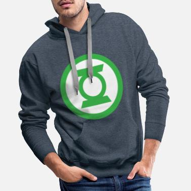 Circle Circle in circle - Men's Premium Hoodie
