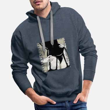 Mänlich Girlfriend - Men's Premium Hoodie