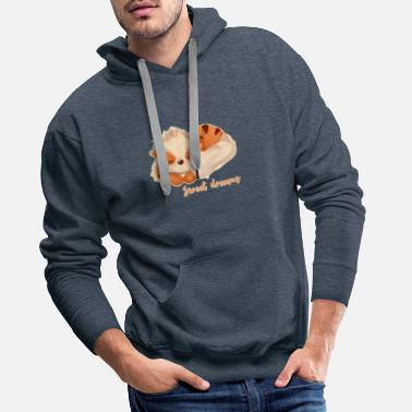 Sweet dreams - Sweat à capuche premium Homme
