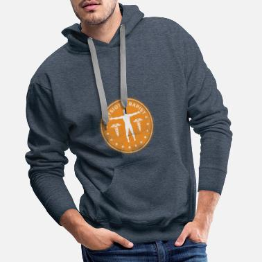 Physiotherapist Physiotherapy gift physio therapist - Men's Premium Hoodie