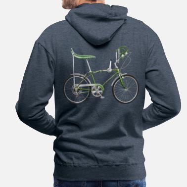 chopper bike - Men's Premium Hoodie