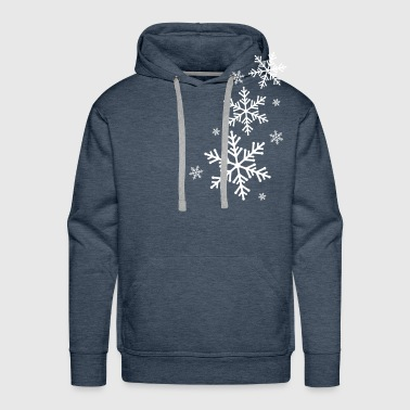 First Snow - Men's Premium Hoodie