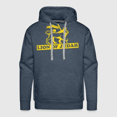 Lion of Judah - Men's Premium Hoodie