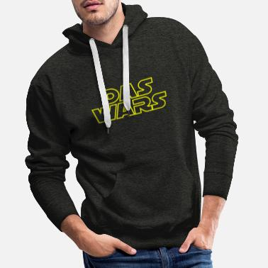 Transparent that was transparent - Men's Premium Hoodie
