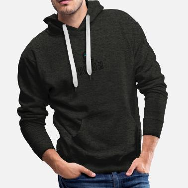3d 3D or Not 3D - Men's Premium Hoodie