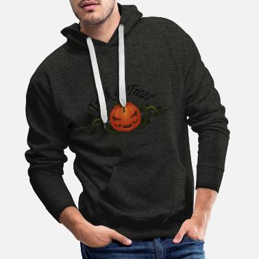 HalloweenTrick or Treat Design - Männer Premium Hoodie