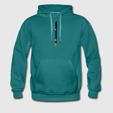 Fountain - Men's Premium Hoodie