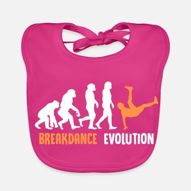 Breakdance ++ ++ Breakdance Evolution - Vauvan ruokalappu