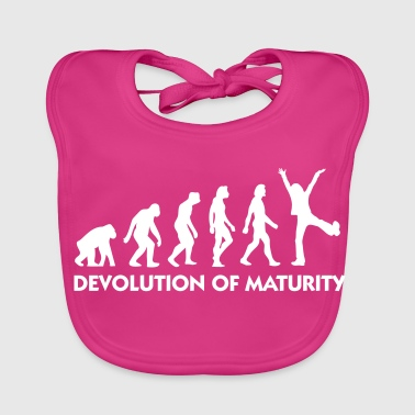 Mature The Evolution Of Maturity - Baby Organic Bib