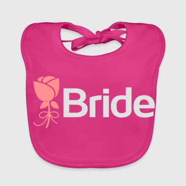 The Bride - Baby Organic Bib