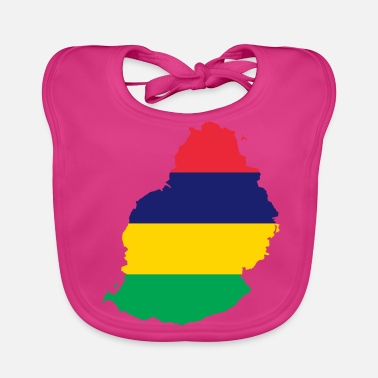 Mauritius mauritius collection - Baby Organic Bib