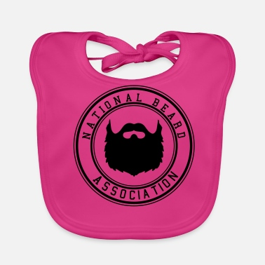 Association National Beard Association - Bio-slabbetje voor baby's
